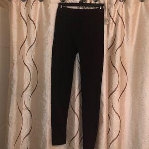 New mix black leggings